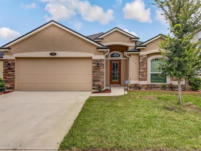 Clay County Single Family Home For Sale: 576 Glendale Ln