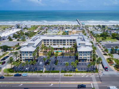 Jacksonville Beach Condo For Sale: 525 North 3rd St #213