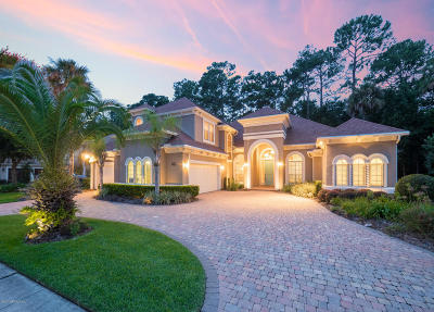 Ponte Vedra Beach Single Family Home For Sale: 264 Clearwater Dr
