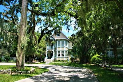 St Augustine Single Family Home For Sale: 25 Riberia St