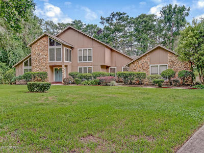 Jacksonville Single Family Home For Sale: 2616 Tacito Trl