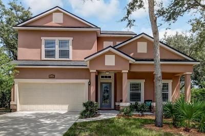Atlantic Beach, Neptune Beach, Jacksonville Beach, Ponte Vedra Beach, Fernandina Beach Single Family Home For Sale: 1597 Indigo St