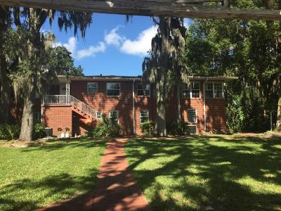Jacksonville Multi Family Home For Sale: 1332 Campbell Ave