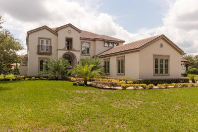 Jacksonville Single Family Home For Sale: 5139 Wilton Walk Dr