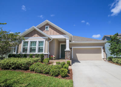 Ponte Vedra Single Family Home For Sale: 295 Garden Wood Dr