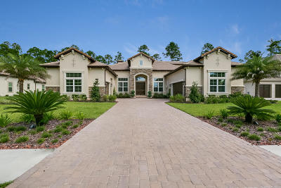 Ponte Vedra Single Family Home For Sale: 52 Glen Ridge Ct