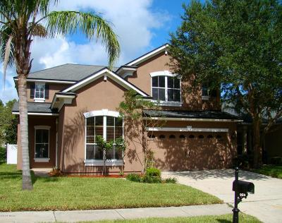 Waterleaf Single Family Home For Sale: 966 Mineral Creek Dr