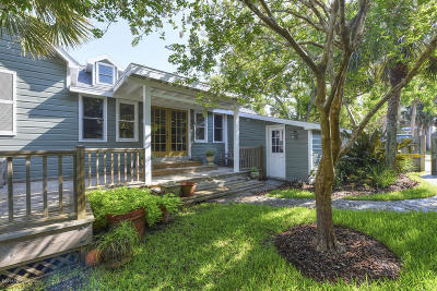 St Augustine Single Family Home For Sale: 9137 Mellon Ct