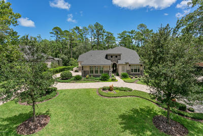 Jacksonville Single Family Home For Sale: 4583 Swilcan Bridge Ln North