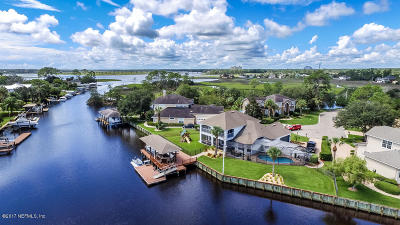 Jacksonville Single Family Home For Sale: 14676 Marsh Island Ln