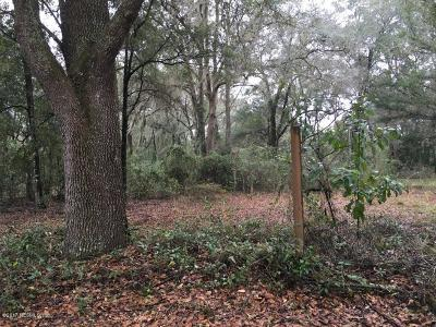 Jacksonville Residential Lots & Land For Sale: 740 Community Rd
