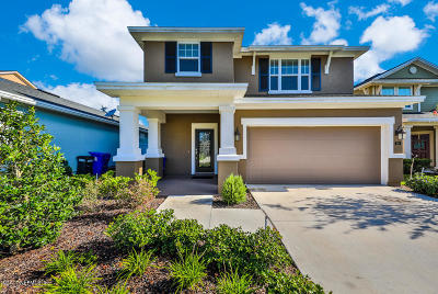 Durbin Crossing Single Family Home For Sale: 95 Forest Edge Dr