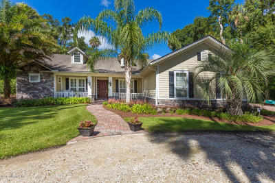 St. Johns County Single Family Home For Sale: 304 South Wilderness Trl