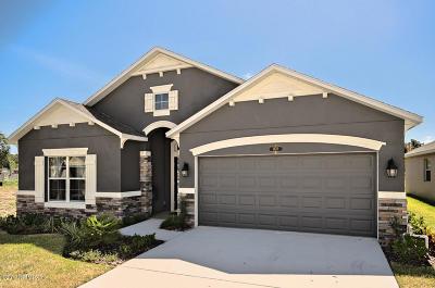Jacksonville Single Family Home For Sale: 1804 Haiden Oaks Dr