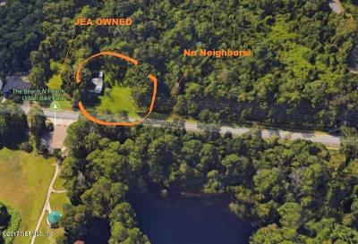 Jacksonville Residential Lots & Land For Sale: 9856 Anders Blvd