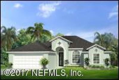 Jacksonville Single Family Home For Sale: 2093 Haiden Oaks Dr