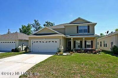 Jacksonville Single Family Home For Sale: 14334 Woodfield Cir South