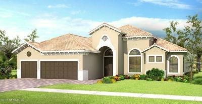 Jacksonville Single Family Home For Sale: 2504 Haiden Oaks Dr