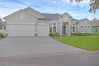 Fleming Island, Green Cove Spr, Jacksonville, Orange Park, Atlantic Beach, Fernandina Beach, Jacksonville Beach, Neptune Beach, Ponte Vedra, Ponte Vedra Beach, St Johns, Palm Valley, Vilano Beach Single Family Home For Sale: 2712 Haiden Oaks Dr
