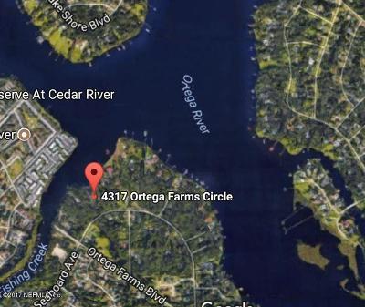Jacksonville Single Family Home For Sale: 4317 Ortega Farms Cir