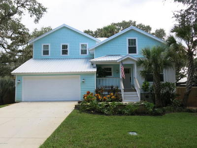 St Augustine Single Family Home For Sale: 181 Meadow Ave