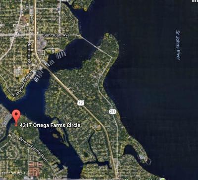 Jacksonville Residential Lots & Land For Sale: 4317 Ortega Farms Cir