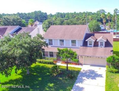 Jacksonville Single Family Home For Sale: 11652 Summer Brook Ct