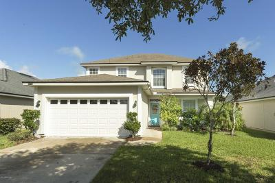 St Augustine Single Family Home For Sale: 1304 Wekiva Way