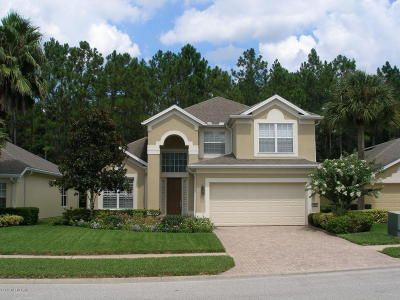 Jacksonville Single Family Home For Sale: 9209 Rosewater Ln