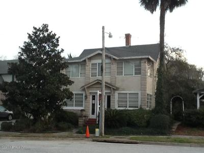 St. Johns County Commercial For Sale: 99 Orange St