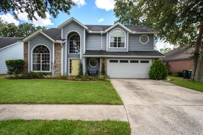 Jacksonville FL Single Family Home For Sale: $279,900