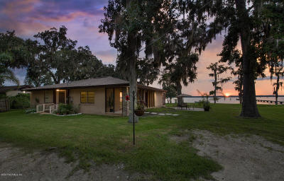 St Augustine Single Family Home For Sale: 8353 Colee Cove Rd