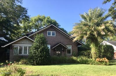 St Augustine Single Family Home For Sale: 69 Valencia St