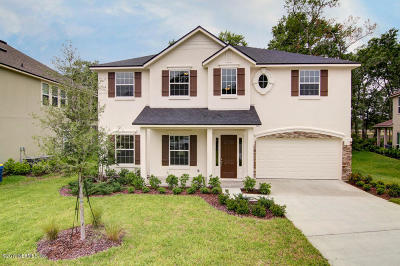 Jacksonville Single Family Home For Sale: 3753 Haiden Oaks Dr