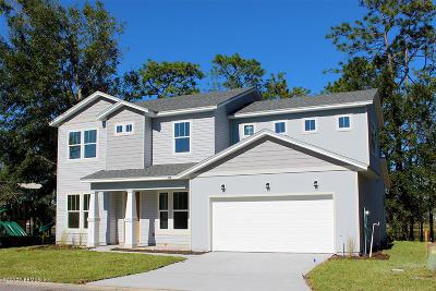 Jacksonville Single Family Home For Sale: 510 Auburn Oaks Rd