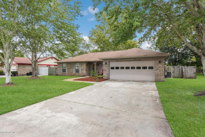 Orange Park Single Family Home For Sale: 2387 Perth Dr