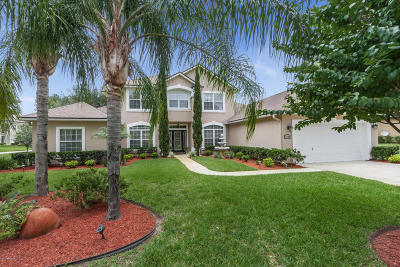 St Augustine FL Single Family Home For Sale: $389,000