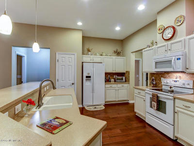 Jacksonville Single Family Home For Sale: 4329 Green Acres Ln