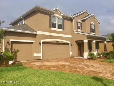 Jacksonville Single Family Home For Sale: 205 Bradford Lake Cir