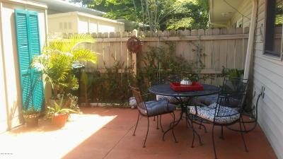 Jacksonville FL Townhouse For Sale: $135,000