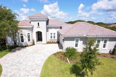 Palm Coast Single Family Home For Sale: 55 Ocean Oaks Ln