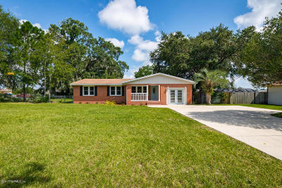 Orange Park Single Family Home For Sale: 931 Grove Park Dr North