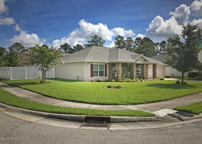 St Augustine Single Family Home For Sale: 100 Green Willow Ln