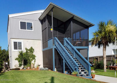 St Augustine Single Family Home For Sale: 5488 5th St