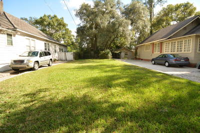 Jacksonville Residential Lots & Land For Sale: 3522 Valencia Rd