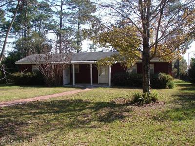 Clay County Single Family Home For Sale: 7993 Breezy Point Rd E
