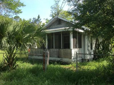 Jacksonville Single Family Home For Sale: 601 Lawton Ave