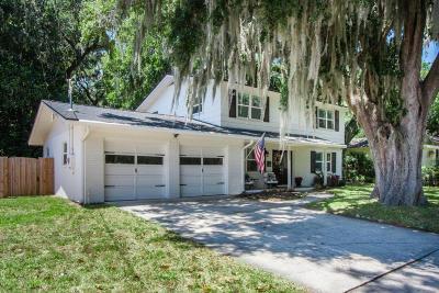 Jacksonville Single Family Home For Sale: 2844 Corinthian Ave