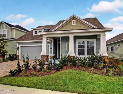 Nocatee Single Family Home For Sale: 131 Paradise Valley Dr