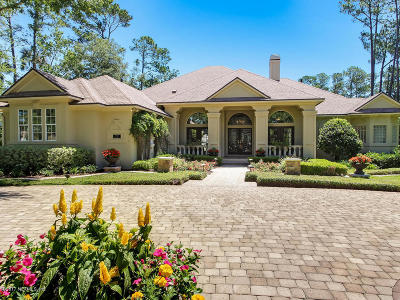 Ponte Vedra Beach Single Family Home For Sale: 7520 Founders Way